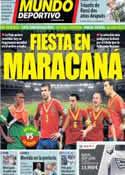 Portada Mundo Deportivo del 30 de Junio de 2013