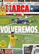 Portada diario Marca del 1 de Julio de 2013