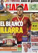 Portada diario Marca del 2 de Julio de 2013