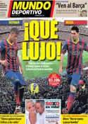 Portada Mundo Deportivo del 2 de Julio de 2013