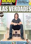 Portada Mundo Deportivo del 3 de Julio de 2013