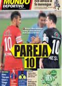 Portada Mundo Deportivo del 4 de Julio de 2013