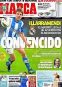 Portada diario Marca del 5 de Julio de 2013
