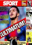 Portada diario Sport del 5 de Julio de 2013