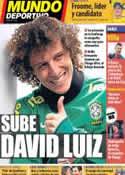 Portada Mundo Deportivo del 7 de Julio de 2013