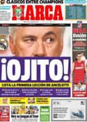 Portada diario Marca del 10 de Julio de 2013