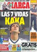Portada diario Marca del 11 de Julio de 2013
