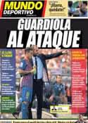 Portada Mundo Deportivo del 12 de Julio de 2013