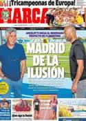 Portada diario Marca del 15 de Julio de 2013