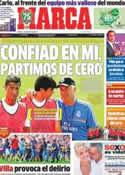 Portada diario Marca del 16 de Julio de 2013