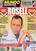 Portada Mundo Deportivo del 16 de Julio de 2013