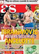 Portada diario AS del 17 de Julio de 2013
