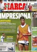 Portada diario Marca del 17 de Julio de 2013