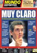 Portada Mundo Deportivo del 17 de Julio de 2013
