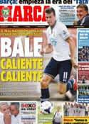 Portada diario Marca del 23 de Julio de 2013