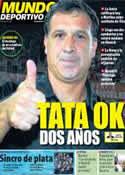Portada Mundo Deportivo del 23 de Julio de 2013
