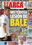 Portada diario Marca del 24 de Julio de 2013