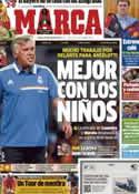 Portada diario Marca del 25 de Julio de 2013