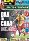 Portada Mundo Deportivo del 25 de Julio de 2013