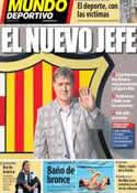 Portada Mundo Deportivo del 26 de Julio de 2013