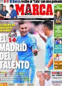 Portada diario Marca del 28 de Julio de 2013