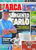 Portada diario Marca del 1 de Agosto de 2013