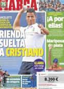 Portada diario Marca del 2 de Agosto de 2013