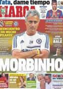Portada diario Marca del 7 de Agosto de 2013