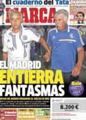 Portada diario Marca del 9 de Agosto de 2013