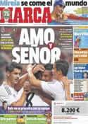 Portada diario Marca del 11 de Agosto de 2013