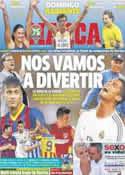 Portada diario Marca del 12 de Agosto de 2013