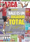 Portada diario Marca del 14 de Agosto de 2013
