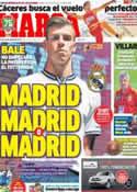 Portada diario Marca del 16 de Agosto de 2013