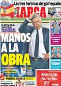 Portada diario Marca del 20 de Agosto de 2013