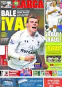 Portada diario Marca del 23 de Agosto de 2013