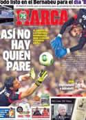 Portada diario Marca del 24 de Agosto de 2013