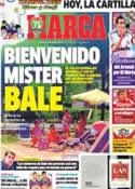 Portada diario Marca del 25 de Agosto de 2013