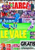 Portada diario Marca del 27 de Agosto de 2013