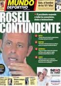 Portada Mundo Deportivo del 3 de Septiembre de 2013