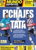 Portada Mundo Deportivo del 5 de Septiembre de 2013