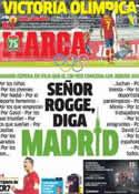 Portada diario Marca del 7 de Septiembre de 2013