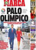 Portada diario Marca del 8 de Septiembre de 2013