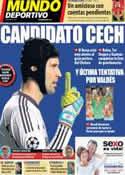 Portada Mundo Deportivo del 10 de Septiembre de 2013