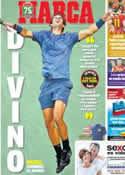 Portada diario Marca del 11 de Septiembre de 2013