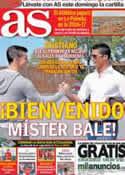 Portada diario AS del 12 de Septiembre de 2013
