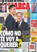 Portada diario Marca del 16 de Septiembre de 2013