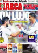 Portada diario Marca del 23 de Septiembre de 2013