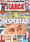 Portada diario Marca del 25 de Septiembre de 2013