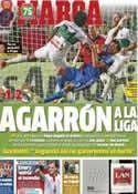 Portada diario Marca del 26 de Septiembre de 2013