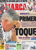 Portada diario Marca del 27 de Septiembre de 2013